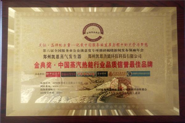 企业的荣誉证书六