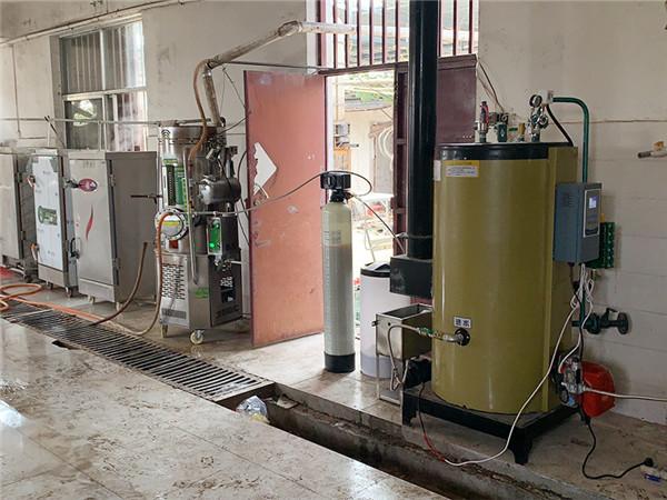 蒸汽发生器工艺