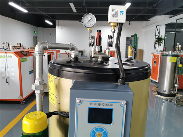蒸汽机蒸汽发生器简介