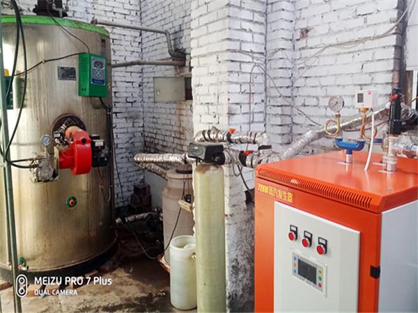 蒸汽发生器的用法