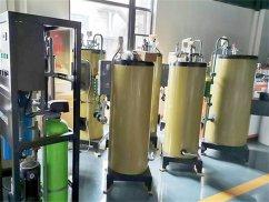 蒸汽发生器内部结构
