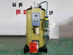 500公斤蒸汽发生器_燃气燃油蒸汽发生器