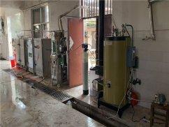400公斤蒸汽发生器_煤气蒸汽发生器_燃气