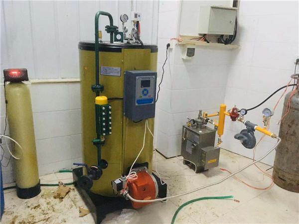 梁厂蒸汽发生器