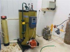 挂烫机蒸汽发生器