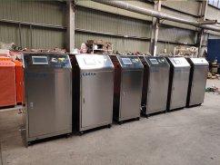电加热高温高压蒸汽清洗机