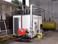 电蒸汽发生器厂家教你使用电蒸汽发生器防止水