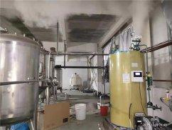 电加热蒸汽发生器路桥养护的作用